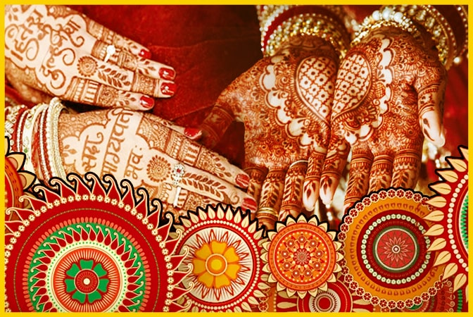 Positive impact of Geometric Indian Patterns in our lives