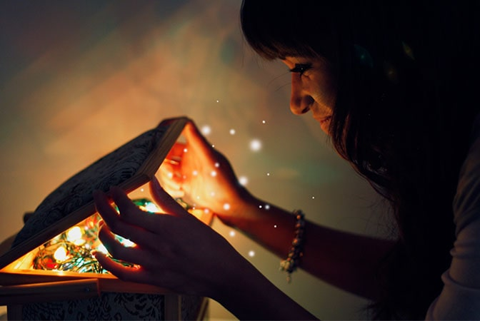 Recognizing how  magical tools enlighten our lives